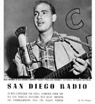 Sam Hinton, San Diego's newest radio talent